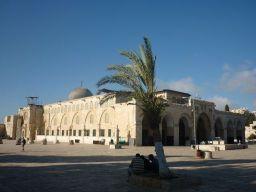 Al-Aksa-Moschee
