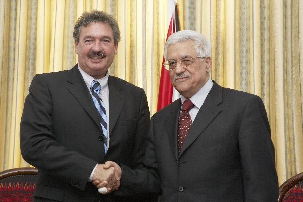 Abbas und Asselborn