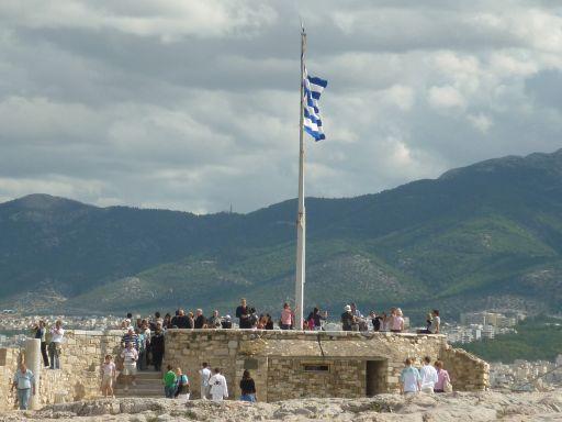 Flagge Hellas