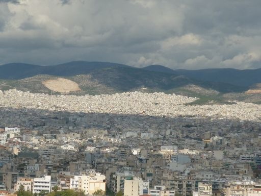 Panorama Athen