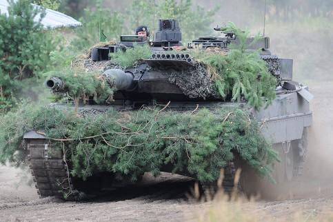 Leopard  Zwei