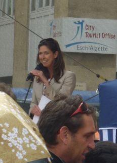 Bürgermeisterin Mutsch