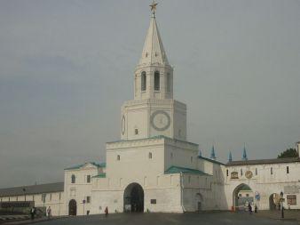 Eingang zum Kasaner Kreml