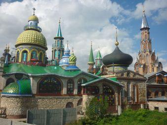 Tempel aller Religionen