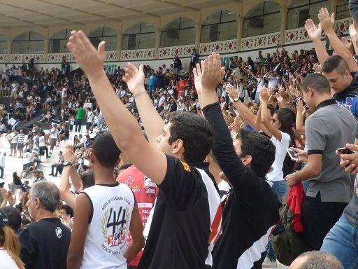 Fans von Vasco da Gama