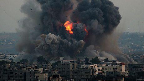 Gazakrieg