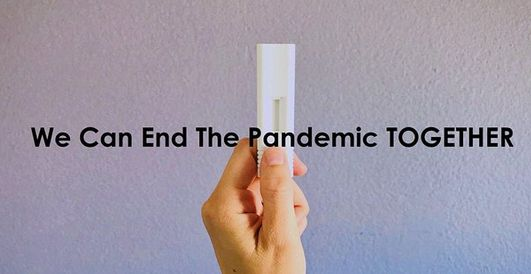 End the pandemic